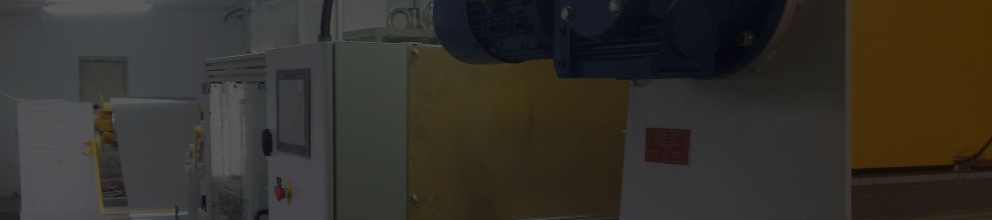 projektowanie i budowa stanowisk montażowych i testowych dla przemysłu