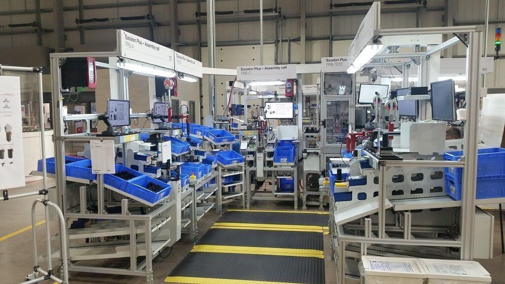 wystawa sprzętu do produkcji