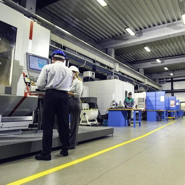 Zastosowanie maszyn montażowych