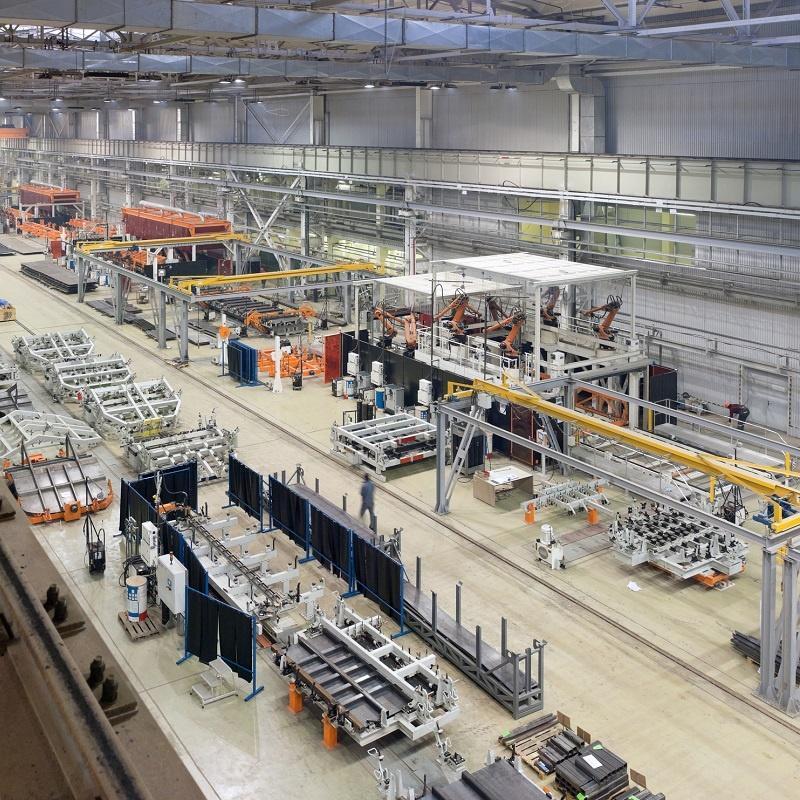 Podstawowe zasady projektowania linii produkcyjnych
